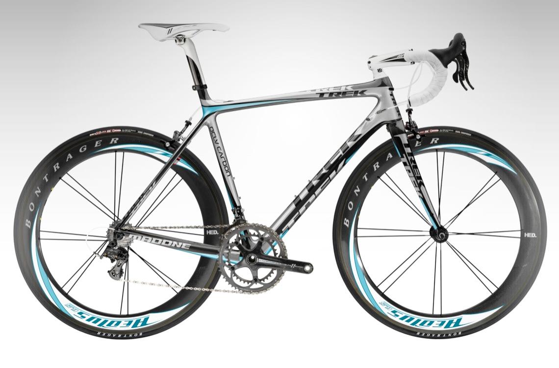 The New 2010 Trek Madone | Elcyclista